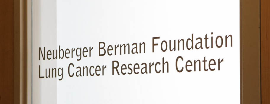 Neuberger bergman lung cancer research center