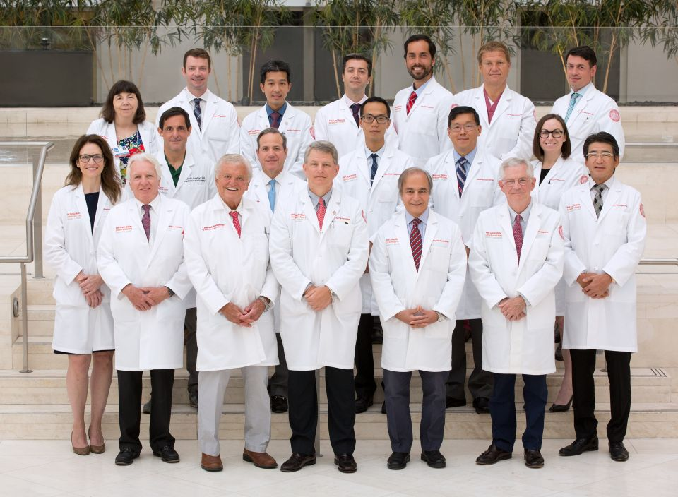 Cardiothoracic surgery group photo