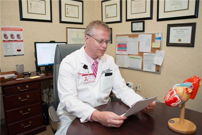 T. Sloane Guy, MD Robotic Mitral Valve Repair Surgeon